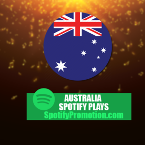 Buy Australia Spotify Plays