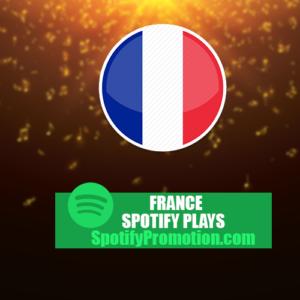 buy spotify france plays