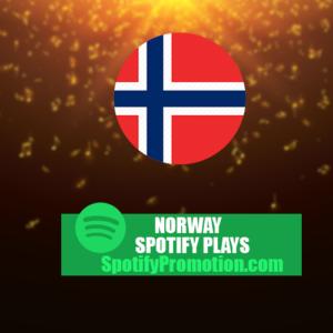 Norway Spotify Plays