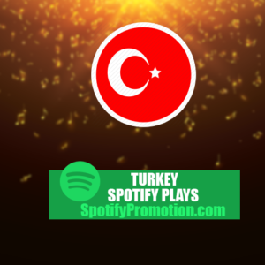 Turkey Spotify Plays