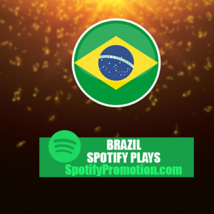 brazil spotify plays