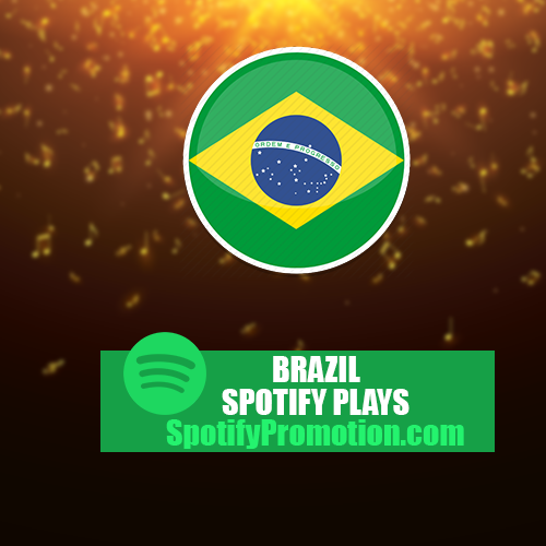 brazil spotify plays
