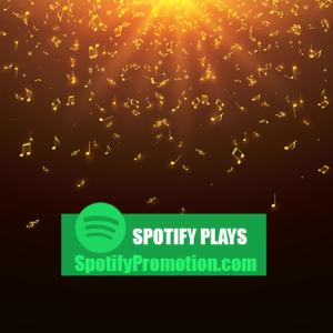 spotify plays promotion
