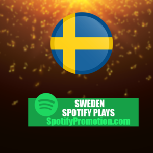 sweden spotify plays